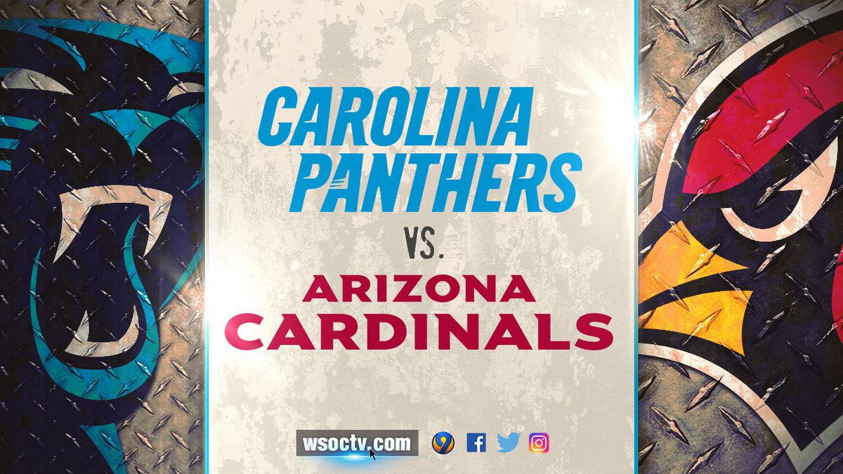 WEEK 3: Former college teammates face off when Cardinals host Panthers