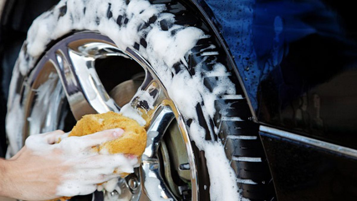 Do some spring cleaning to your ride with car detailing!