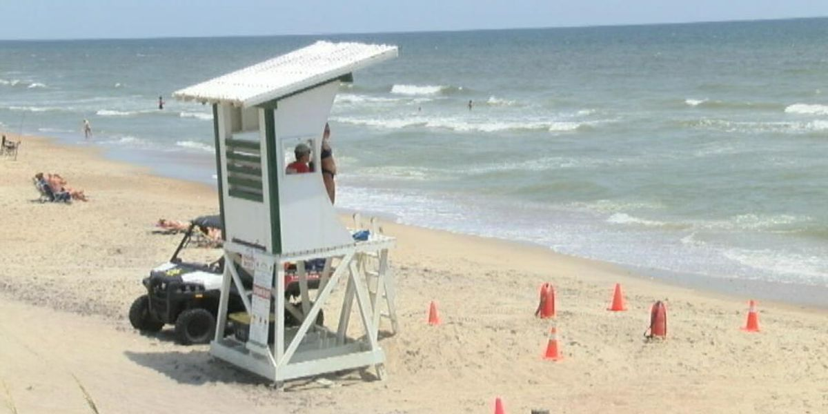 Man, boy dead after getting caught in Atlantic Beach rip current