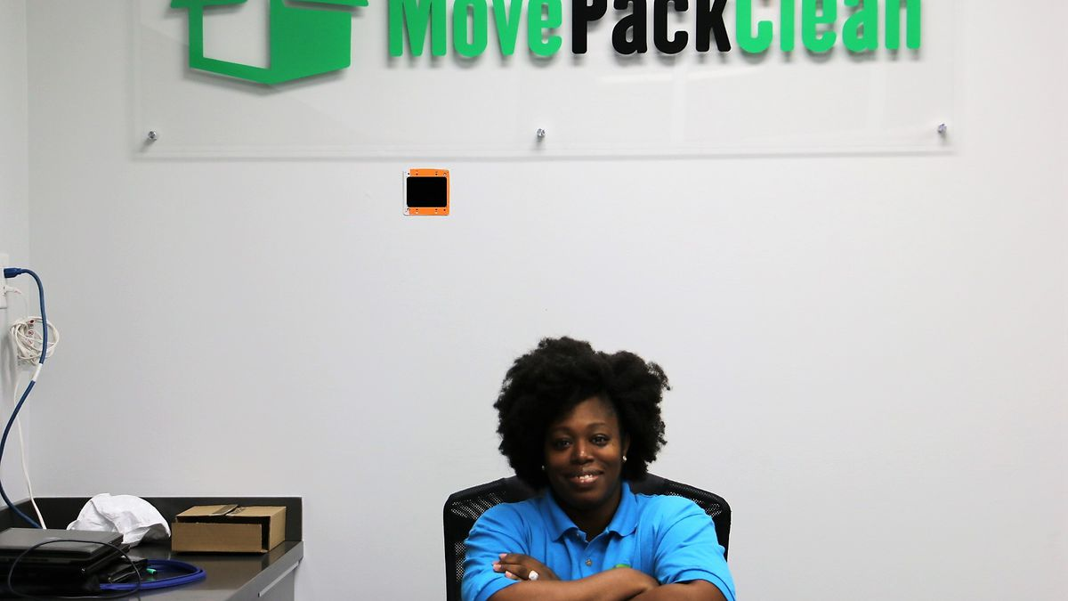 Black-owned business spotlight: Move Pack Clean