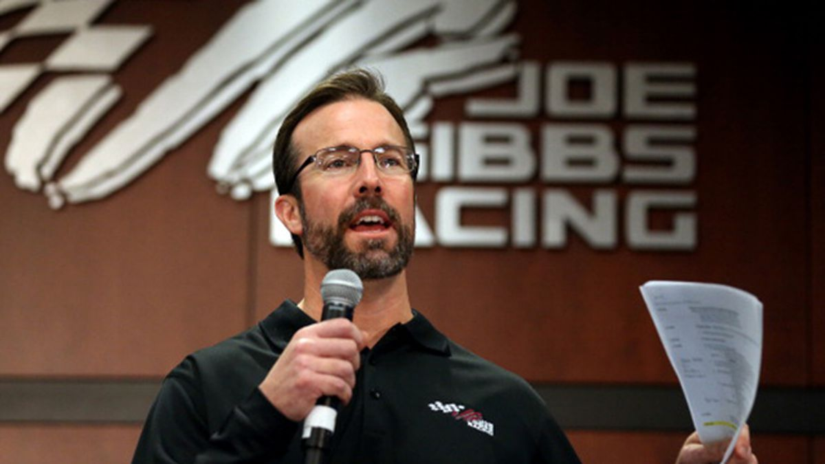 Joe Gibbs' son being treated for 'brain function' issues