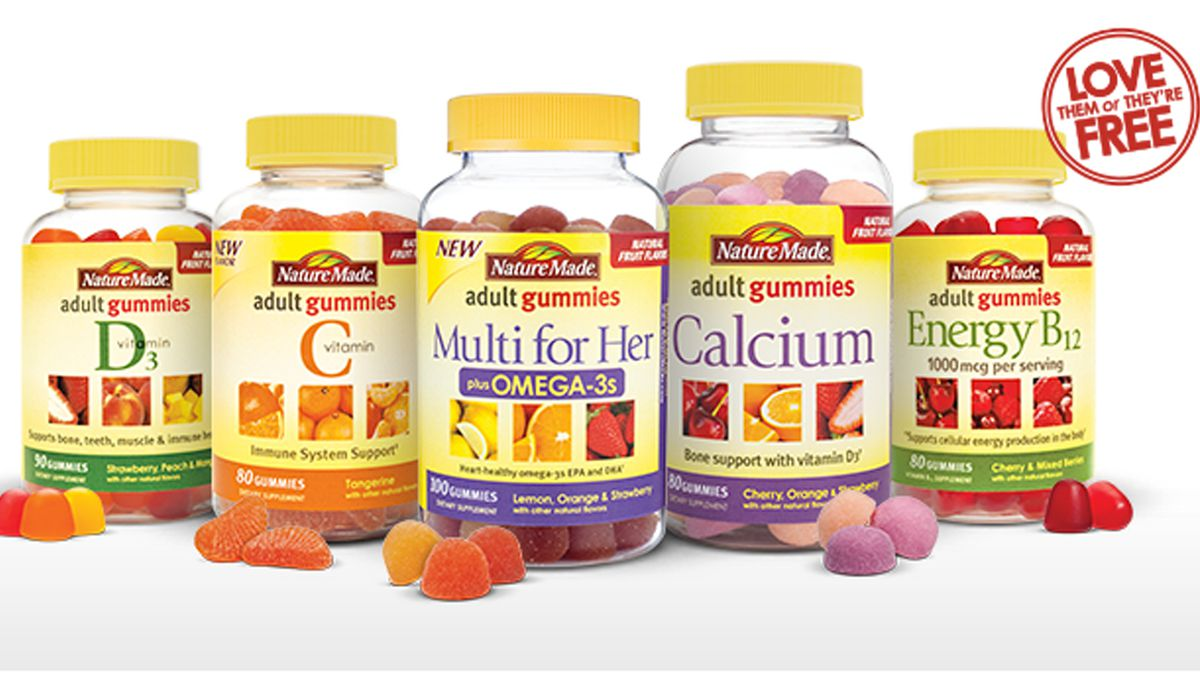 Nature Made gummy vitamins recalled for possible staph, salmonella contamination