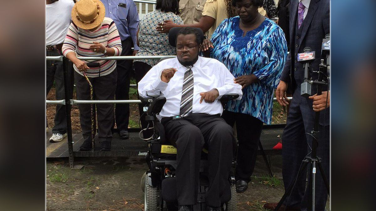 Man mistakenly shot by South Carolina deputy, left paralyzed settles lawsuit