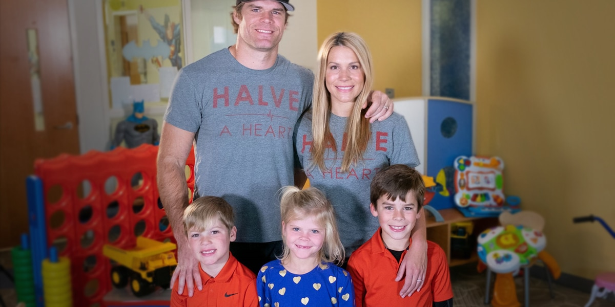 The reason this 5K is personal for Carolina Panthers' Greg Olsen