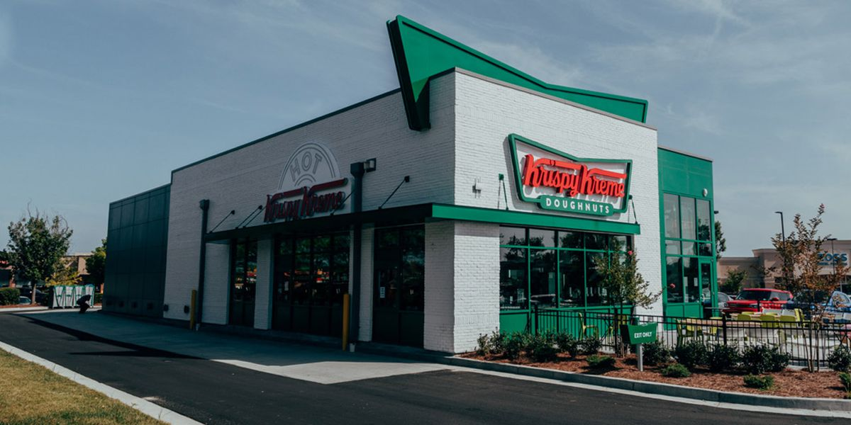 New Concord Krispy Kreme features sweet new shop design, expanded menu