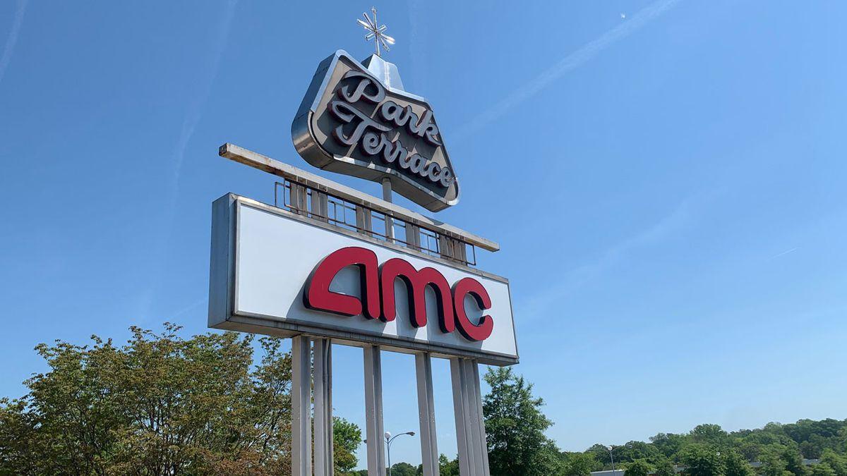 AMC reopens Park Terrace at Park Road Shopping Center