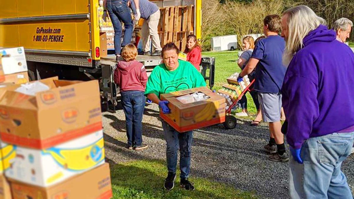 Union county food bank sees 20% increase in families served during pandemic