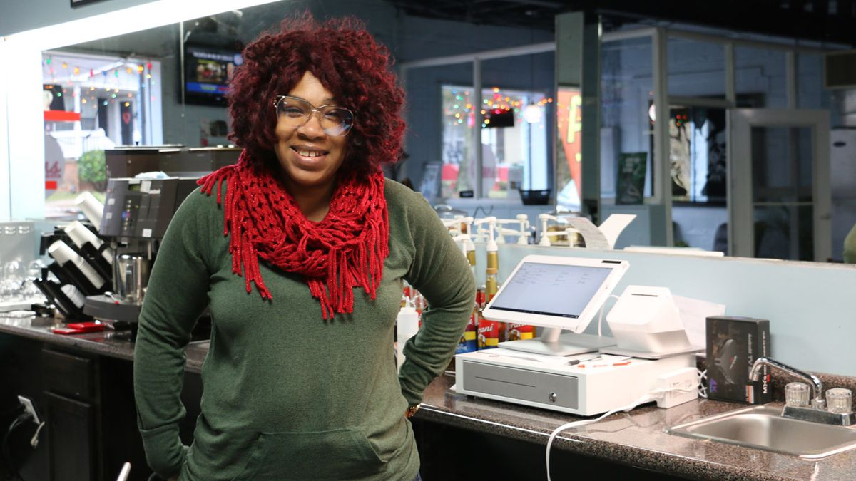 Black-owned business spotlight: Queen's Coffee Bar