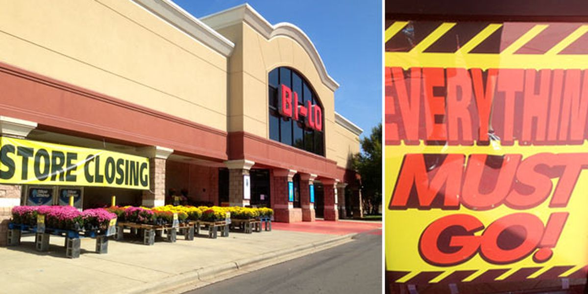 Bi Lo Stores >> Bi Lo Stores Purchased By Publix To Close Oct 19
