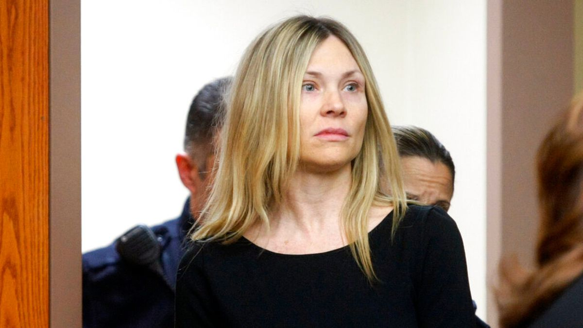 'Melrose Place' actress Amy Locane going back to prison, sentenced for deadly 2010 drunken driving crash