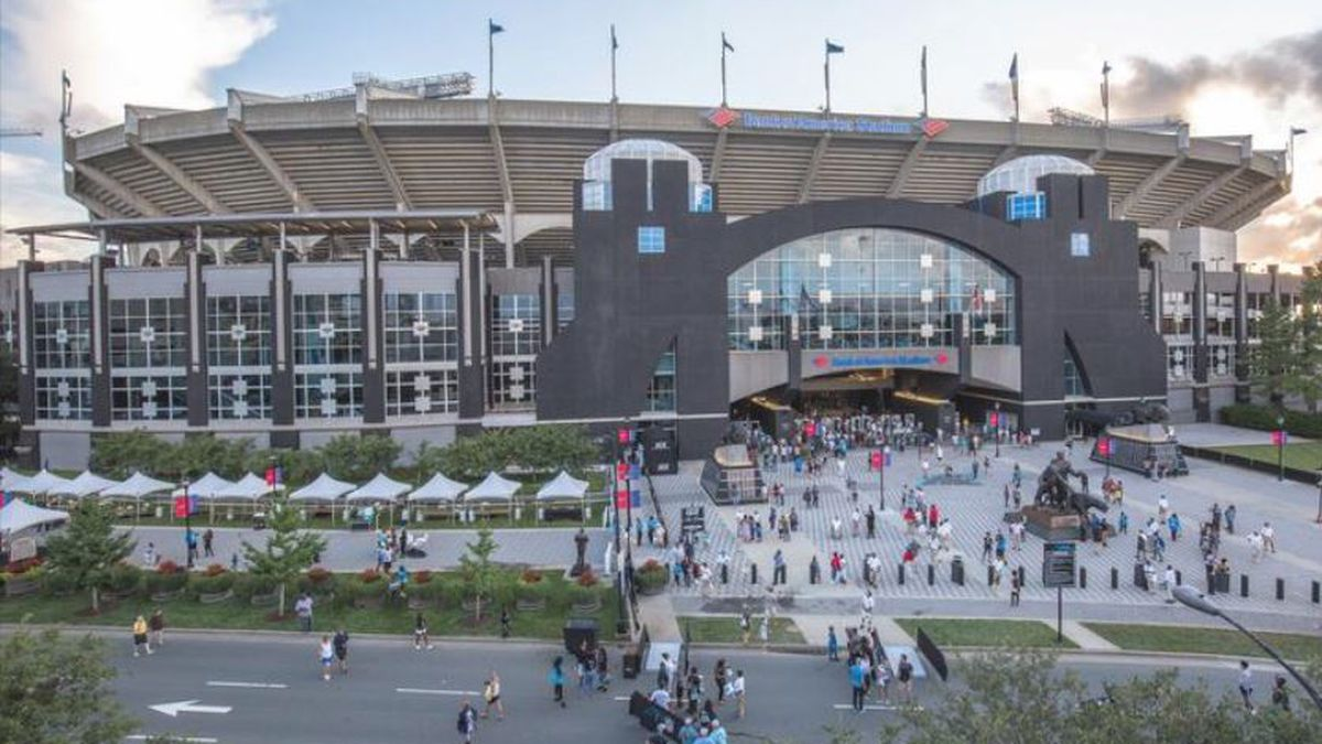 What next stadium makeover could mean for Panthers, Charlotte