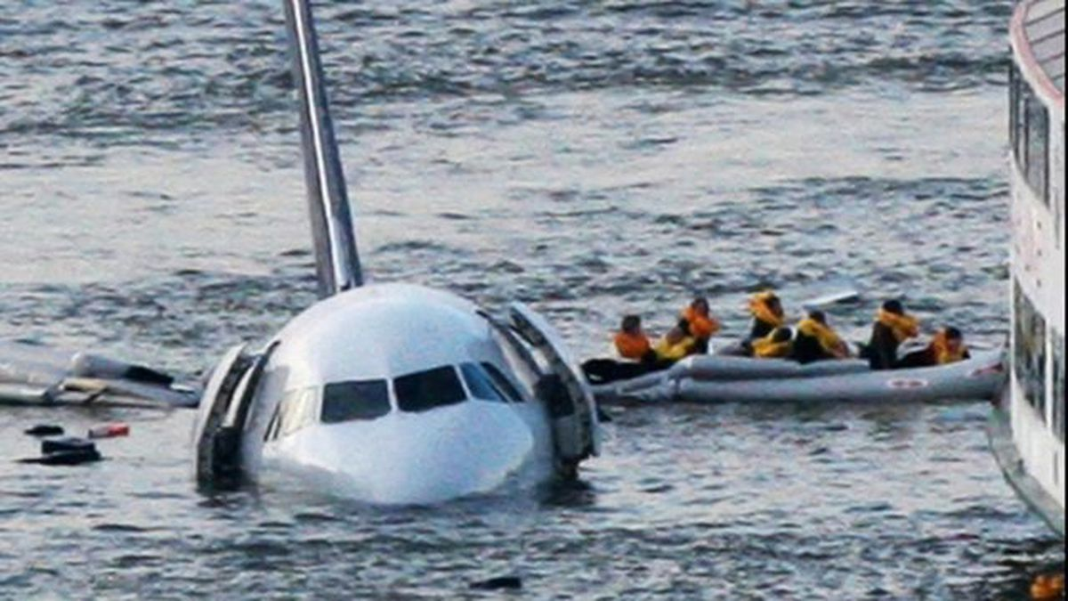 'Miracle on the Hudson' airliner placed in storage as NC museum finds new home