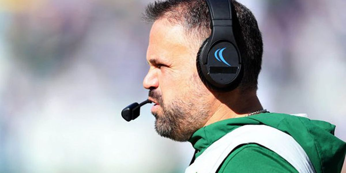 NEW RHULER: Who is Matt Rhule, the Panthers next head coach?