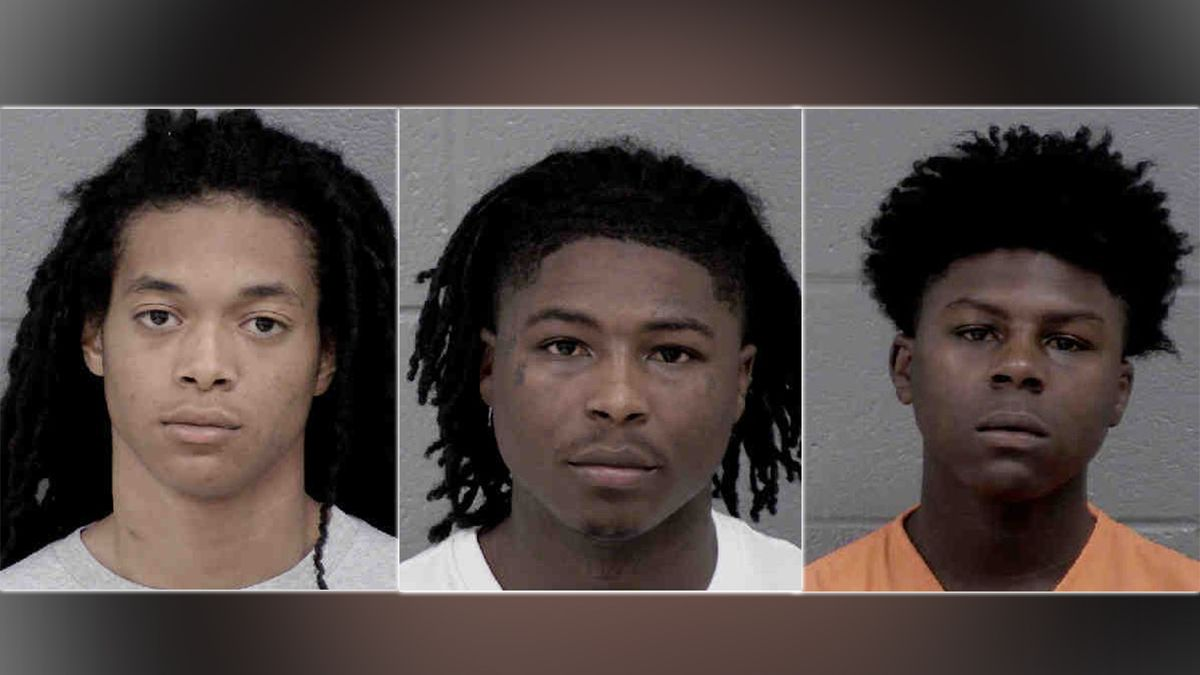 3 charged in connection with robbing, shooting of man in University City, police say