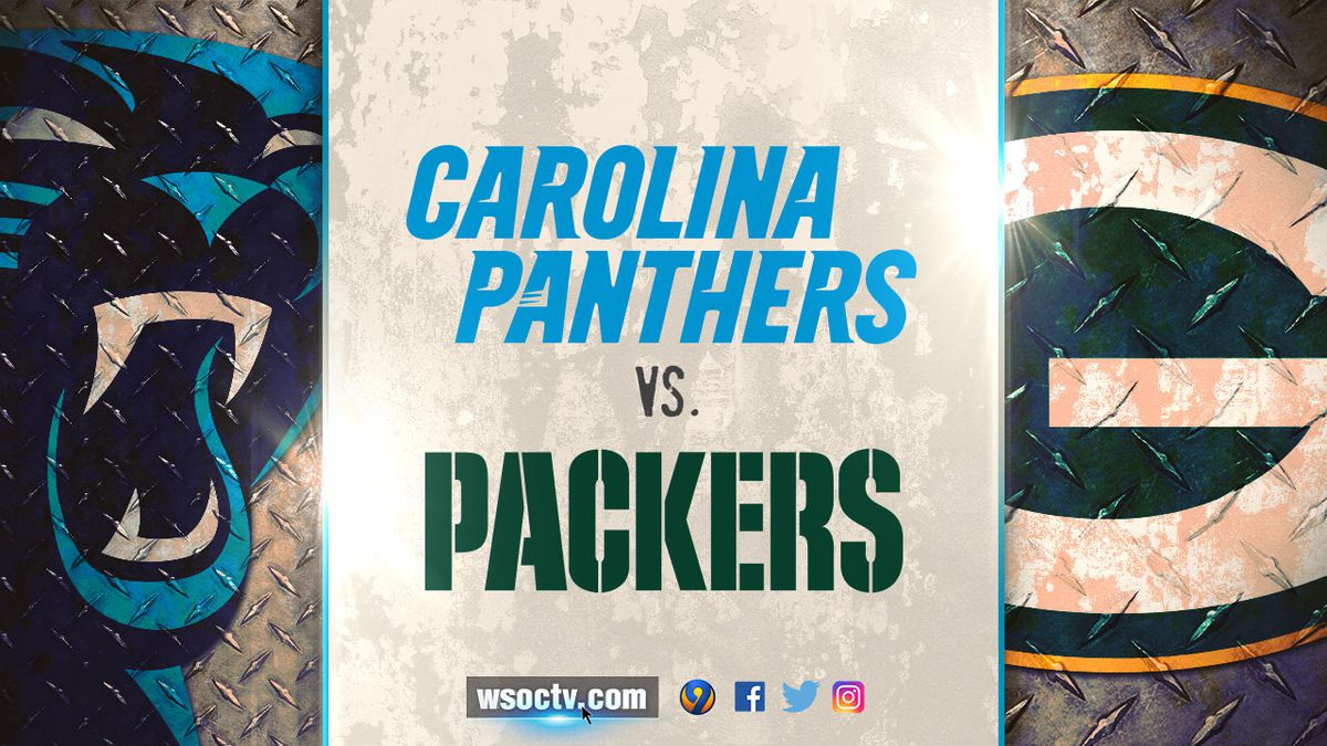 WEEK 10: Packers' Rodgers wants more 'juice' when Panthers visit Lambeau