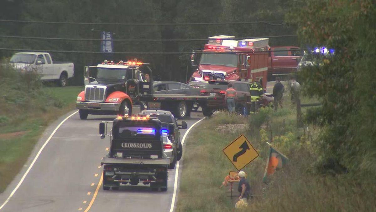 Un muerto, varios heridos tras choque en condado Union