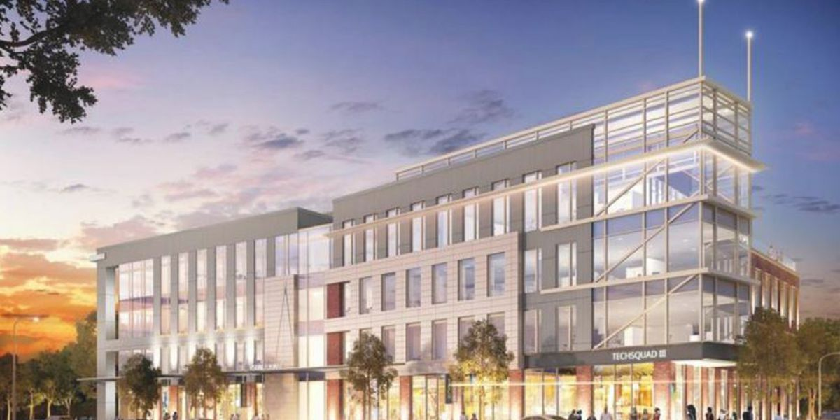 Inside plans for creative office, retail project in South End