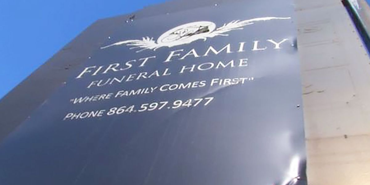 Funeral home sued after woman's body found years after death