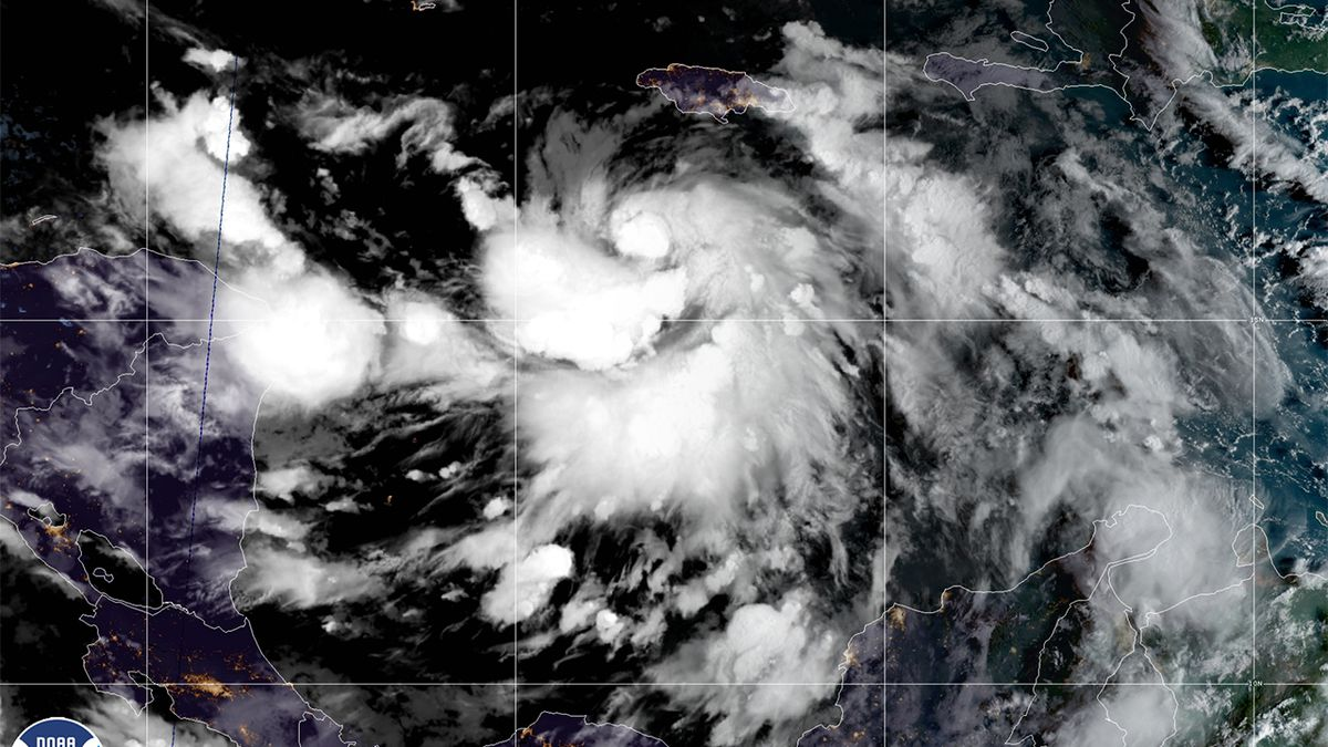 Tropical Storm Delta forms, could strengthen into hurricane before hitting US