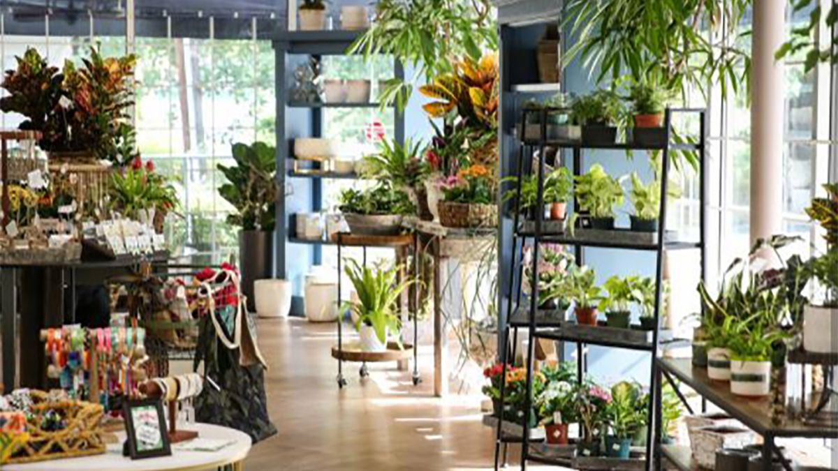 91-year-old flower shop opens in new, high-profile location