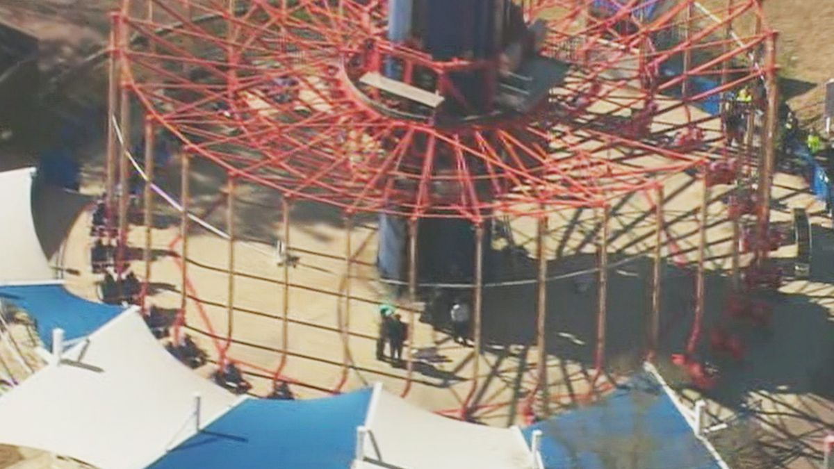 Parent company of Carowinds fined $42K after worker's hand severed