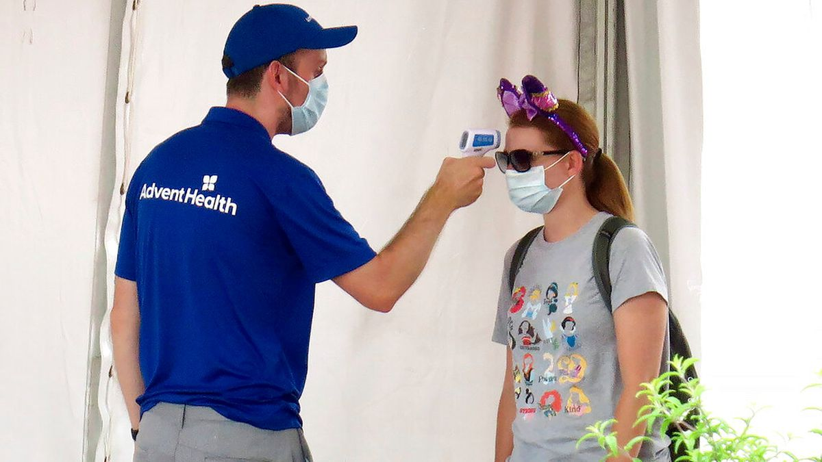 Coronavirus: Florida reports more than 15,000 cases in record-setting day