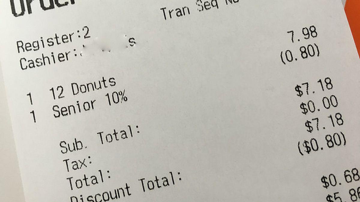 18 senior restaurant discounts for those 50 and older