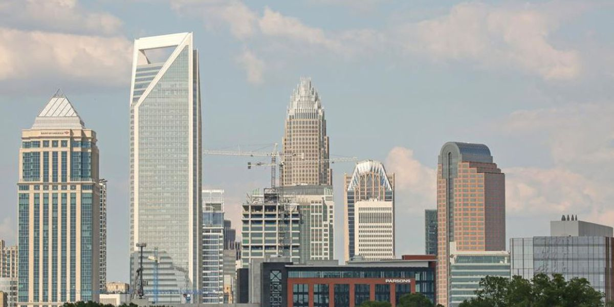 Charlotte loses title as nation's top 'tech town'