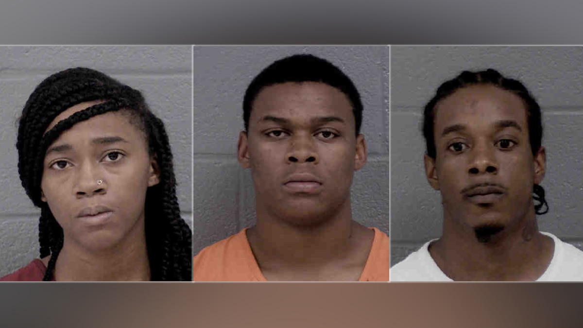 Trio arrested, charged with murder of 20-year-old in east Charlotte