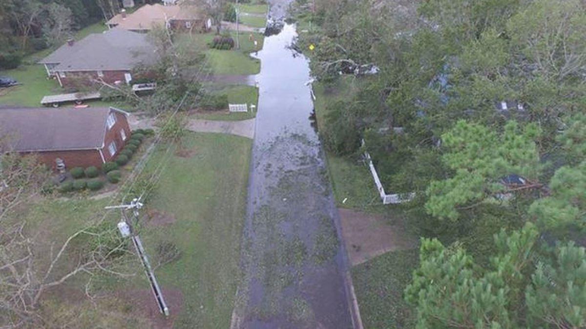 North Carolina's use of drones during Hurricane Florence wins award