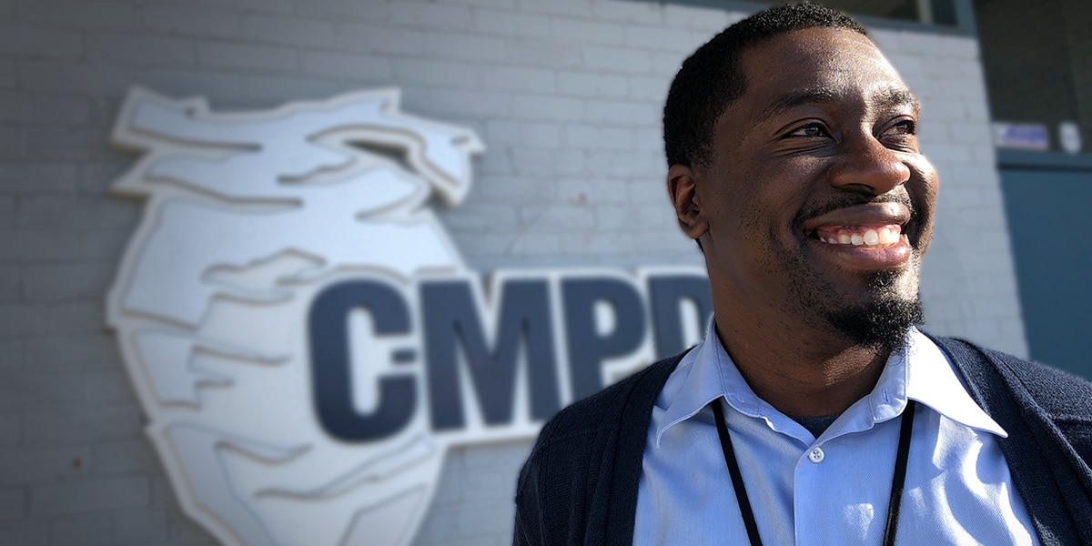Pastor at CMPD is caregiver to community