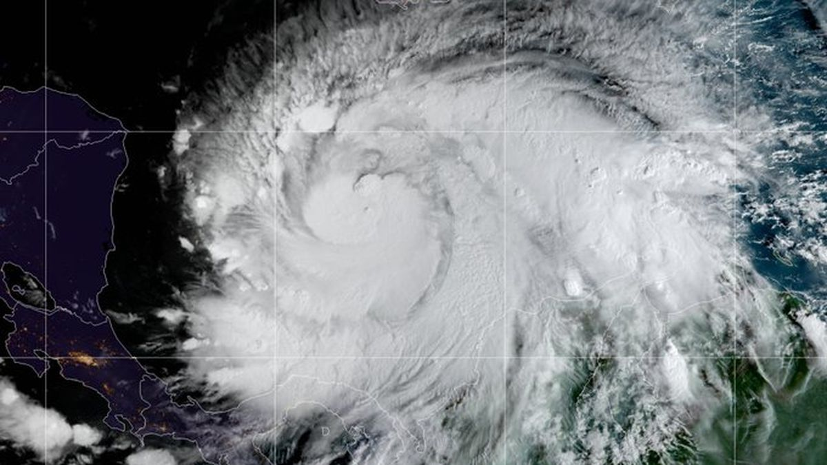 Hurricane Iota forms to become 30th storm of historically busy season