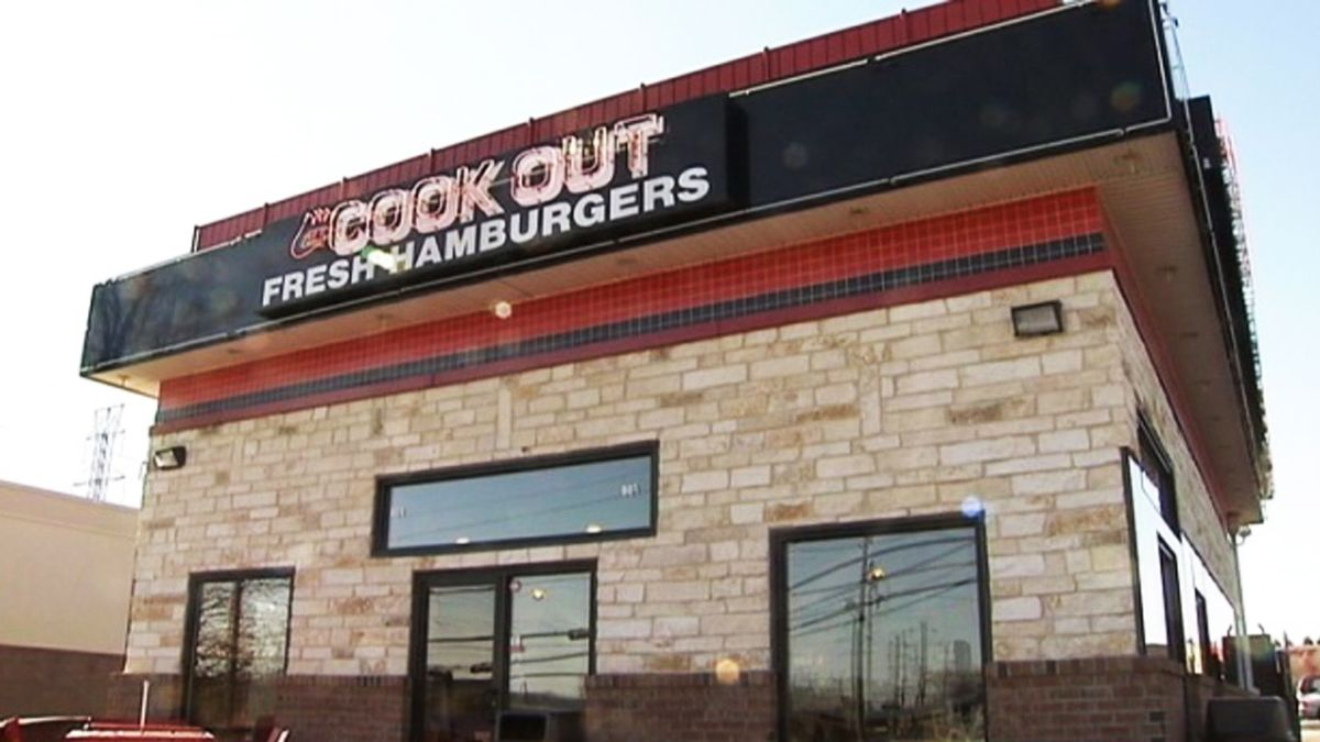 Fired Cook Out employee accused of denying NC officer service speaks out