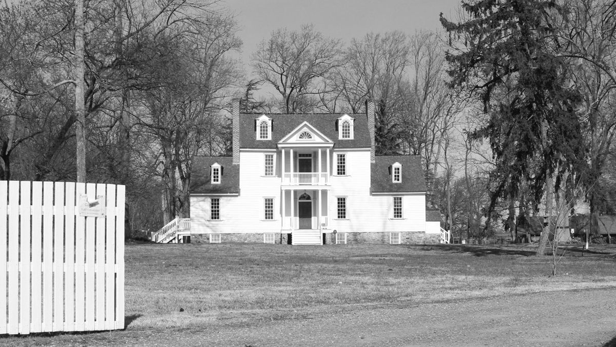 Take a haunted history tour at Rosedale
