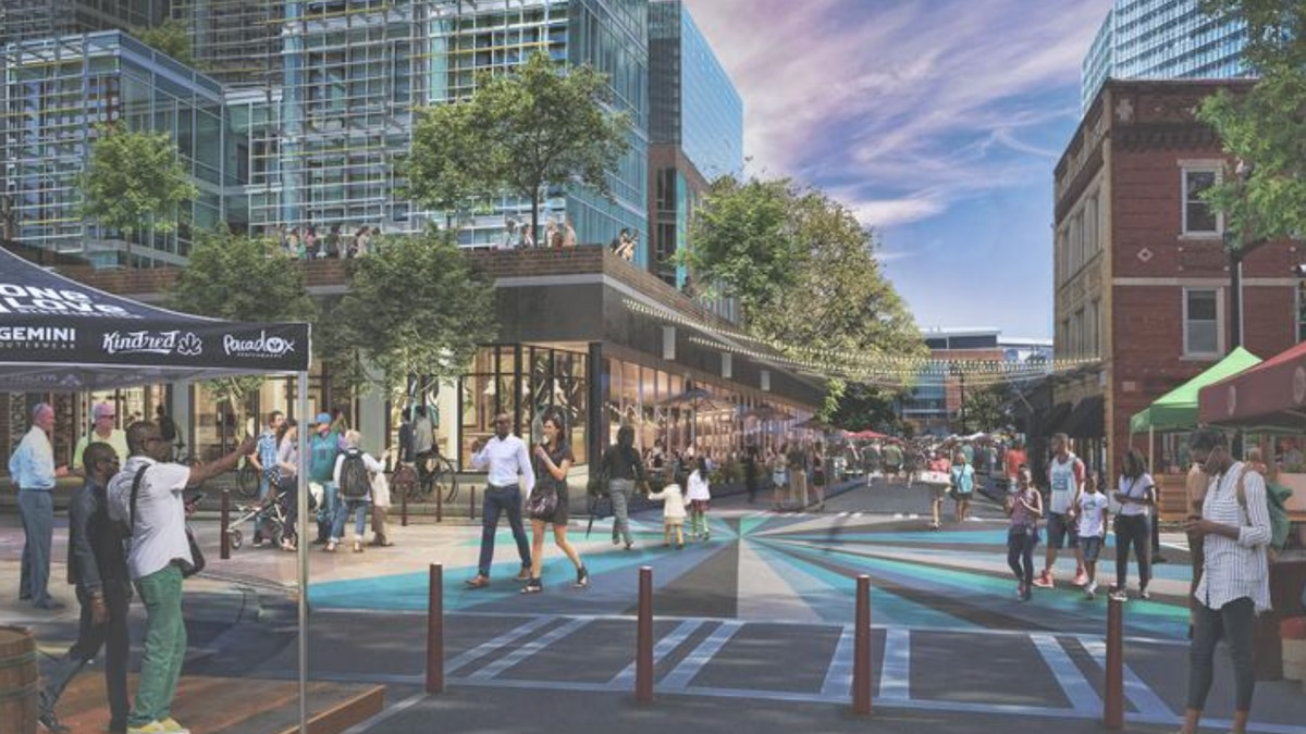 Leaders consider goals, vision for future of Charlotte's center city