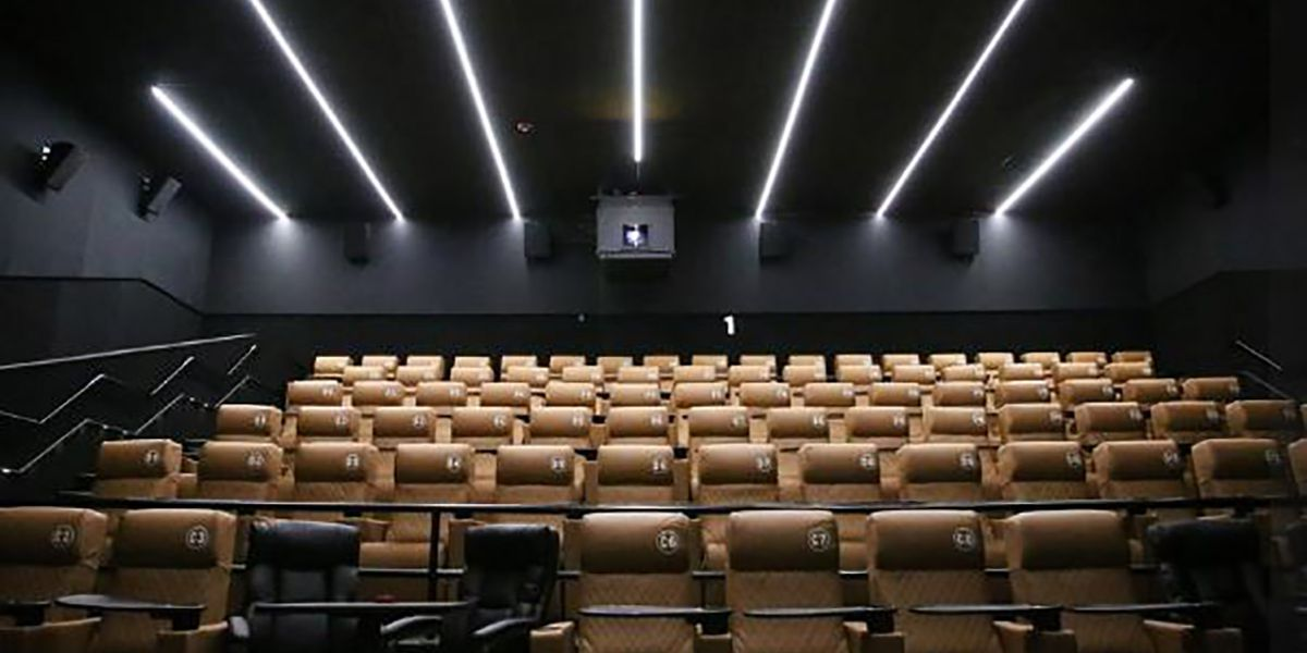 Behind the scenes at Studio Movie Grill in north Charlotte, plans for uptown