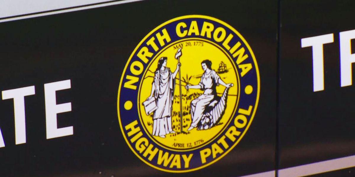 Morganton man dies when car crashes into ditch