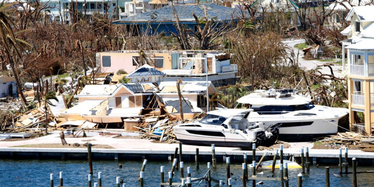 Hurricane Dorian: Storm surge concerns Massachusetts officials, boat owners