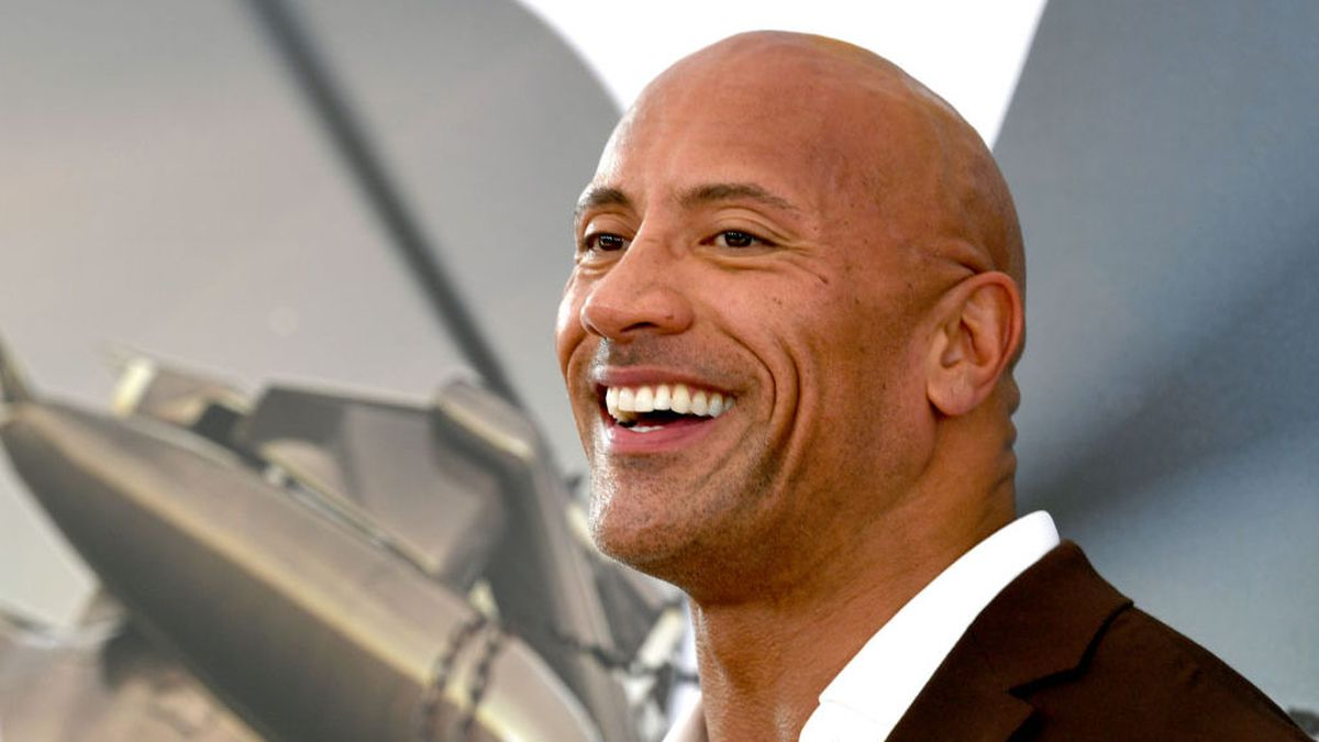 Dwayne 'The Rock' Johnson top paid male actor in world making $89 million, Forbes says