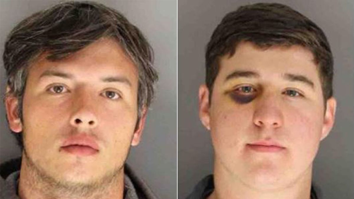 2 men charged after sexually assaulting woman in SC, police say