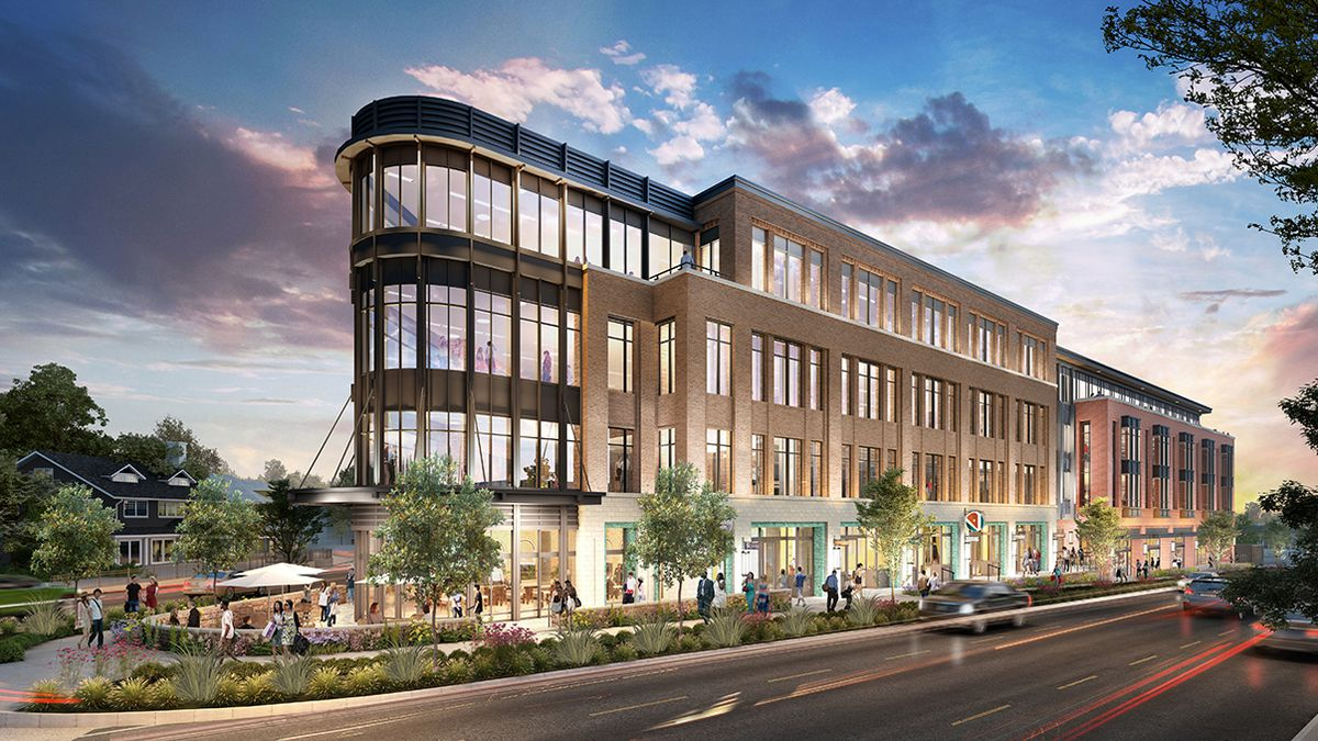 Construction begins in Elizabeth on mixed-used project