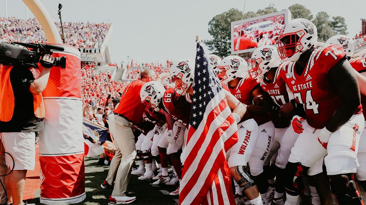 Nc State At Virginia Tech Postponed After Covid 19 Cases