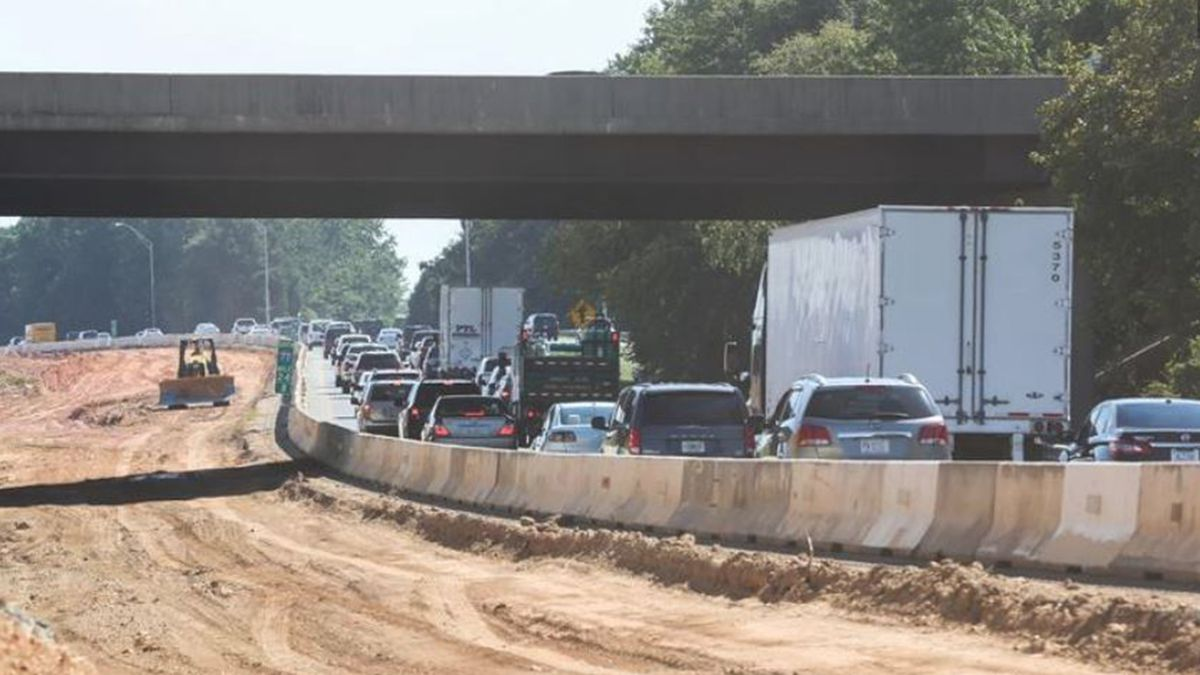 Work on I-485 toll lanes in Charlotte to start next summer