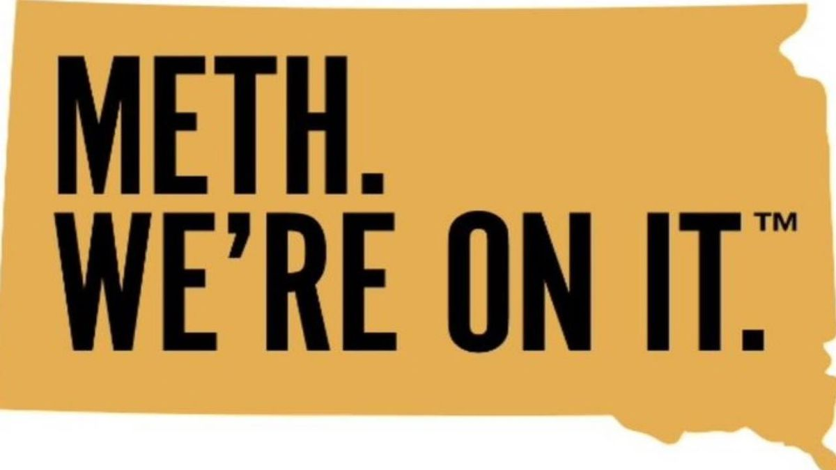 'Meth: We're On It': South Dakota's anti-drug campaign draws laughs from social media