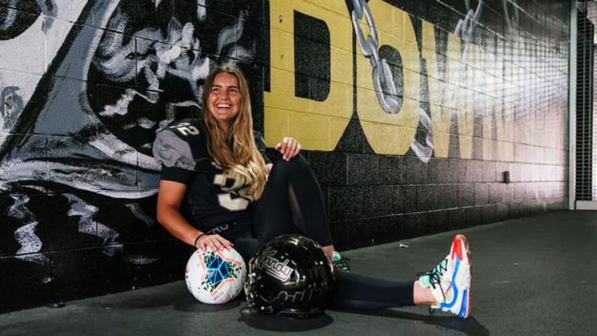 Vanderbilt kicker Sarah Fuller could make Power 5 history Saturday against Missouri