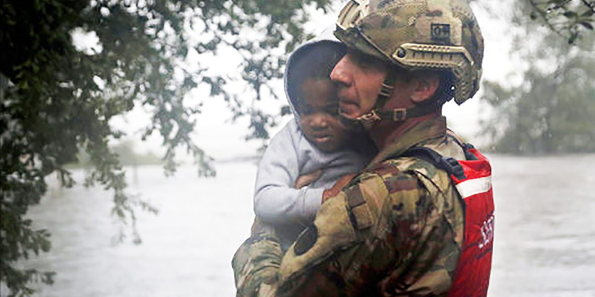 DEVASTATING FLORENCE: Here's how you can help