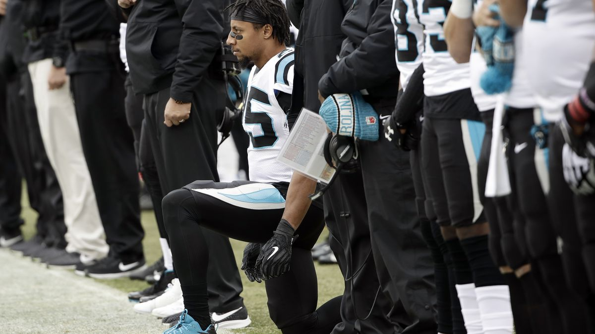 Panthers release Eric Reid one year after contract extension