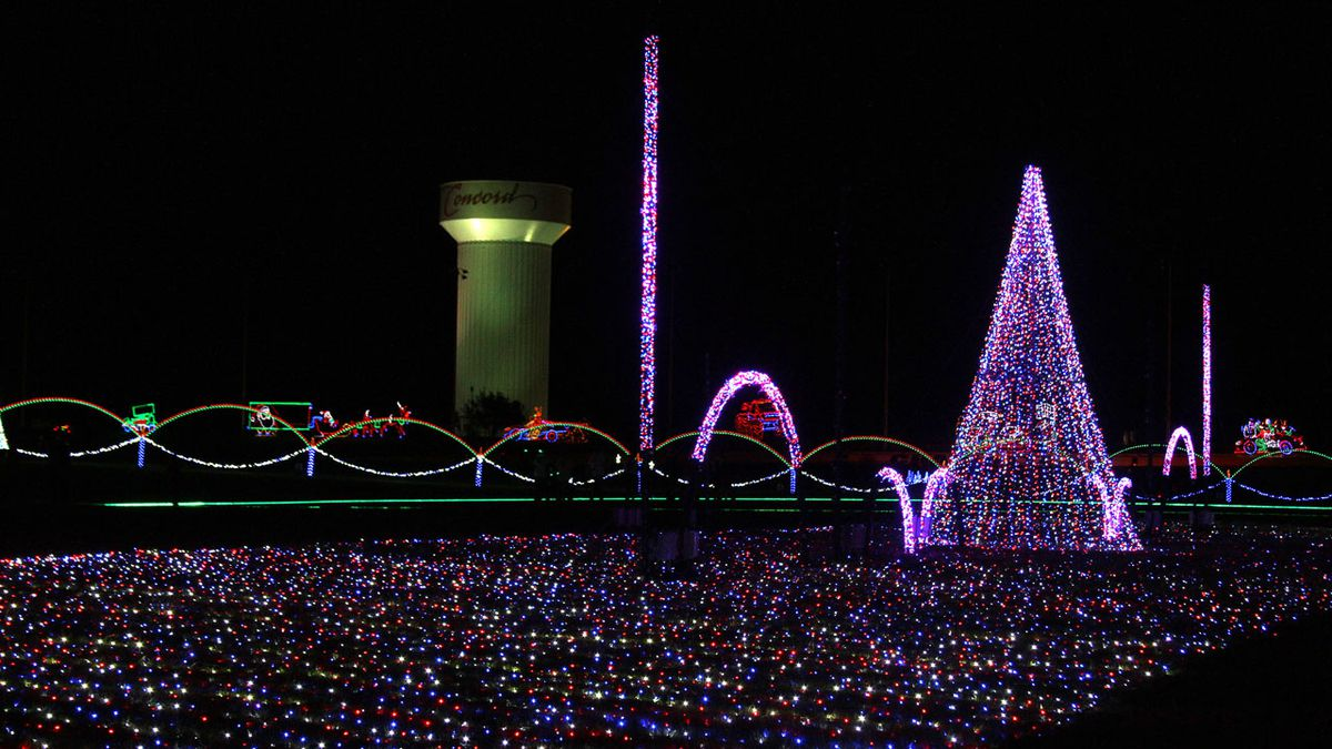 Stay revved up for the holidays at Speedway Christmas