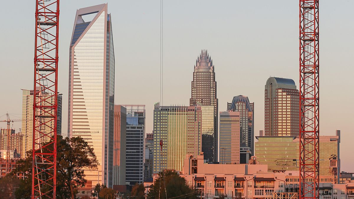 Metro Charlotte's population rises again, these counties lead the surge