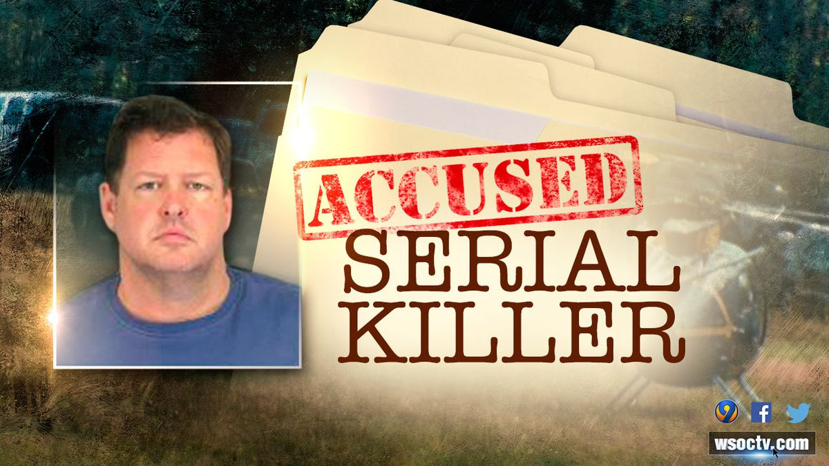 Accused serial killer built successful SC real-estate firm during crime spree